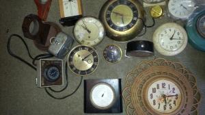 Clock Parts Wholesale Lot 8