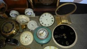 Clock Parts Lot 10