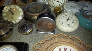 Clock Parts Lot 11
