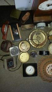 Clock Parts Lot