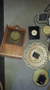 Clock Parts Lot 1