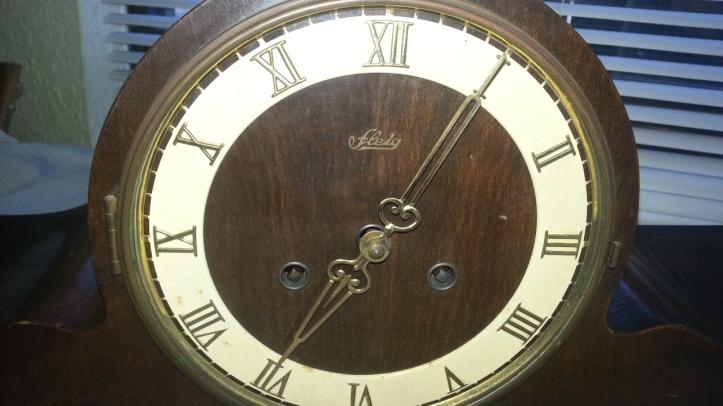 Fleig Clock Dial