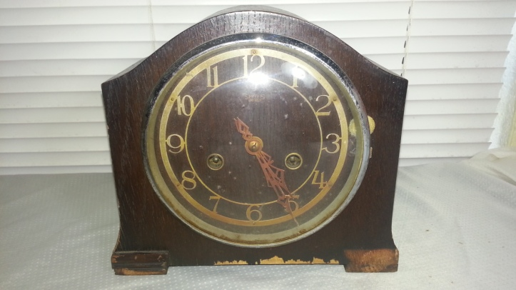 Smiths Mantle Clock