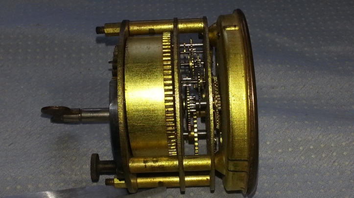 Barrel and Gears