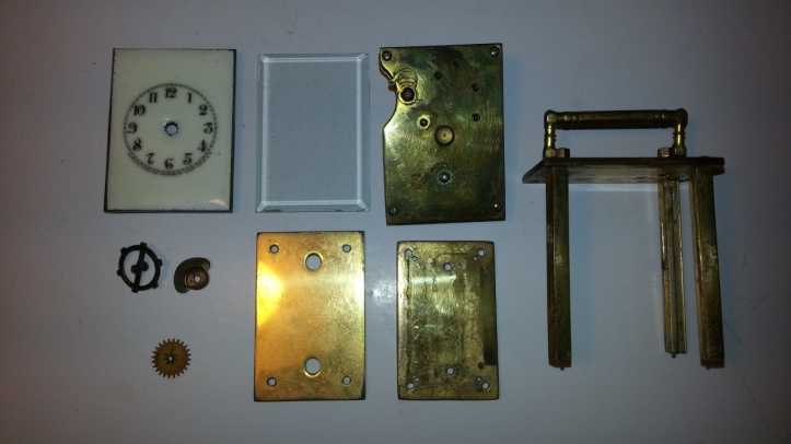 Clock Restoration Project
