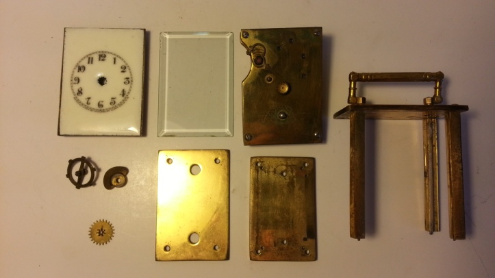 Waterbury Carriage Clock