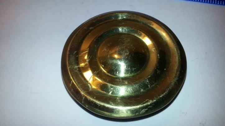 Ansonia Mantel Clock Pendulum