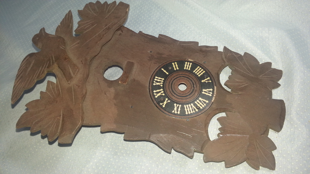 Cuckoo Clock Spare Clock Parts For Antique And Vintage