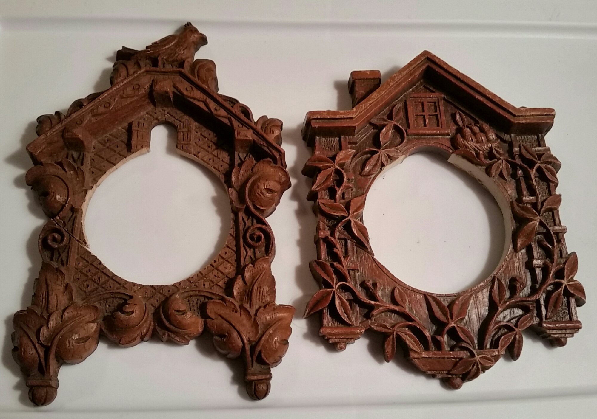 cuckoo clock : Spare Clock Parts for Antique and Vintage ...