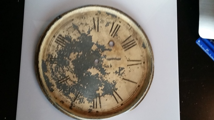 Antique Pan Dial