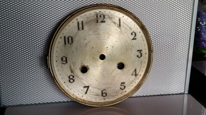 Mantel Clock Dial