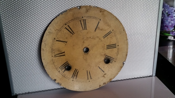 Ogee Clock Dial