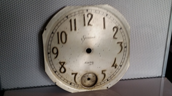 Vintage Sessions Clock Dial