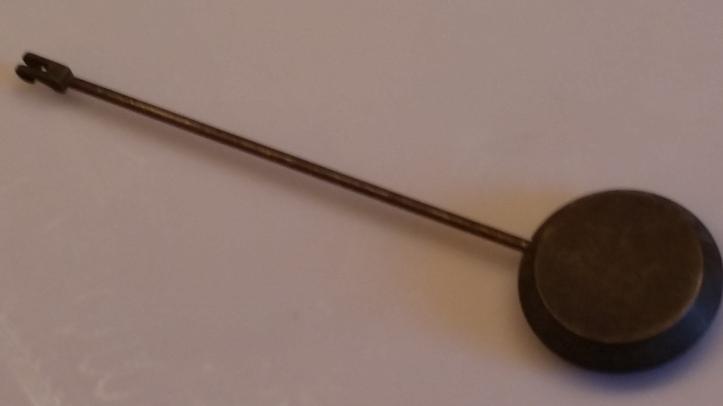French mantel clock pendulum