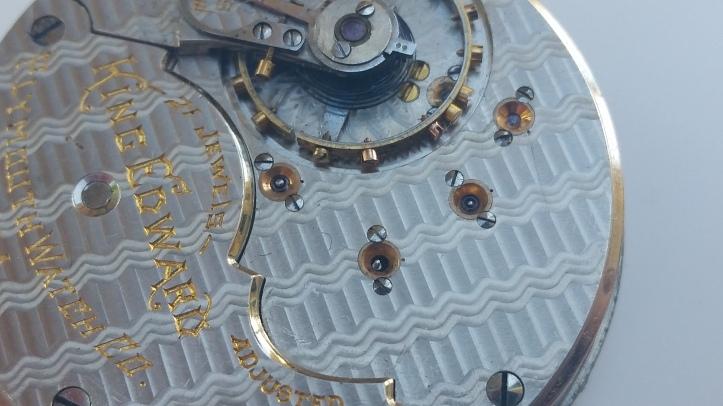 Rockford 18s Pocket Watch