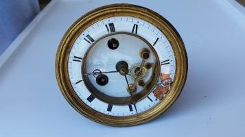 French Mantel Clock Movement