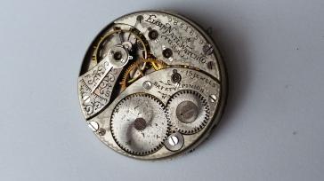 Elgin Antique Pocket Watch