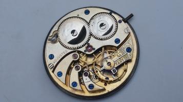 Jeweled Center Wheel