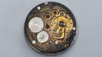 High Grade 21 Jewels Pocket Watch Movement