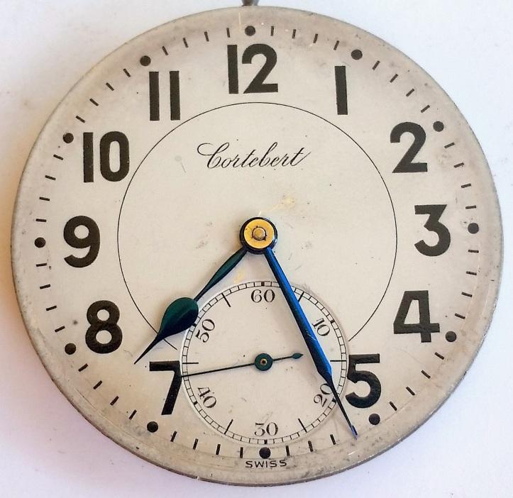 Cortebert Pocket Watch