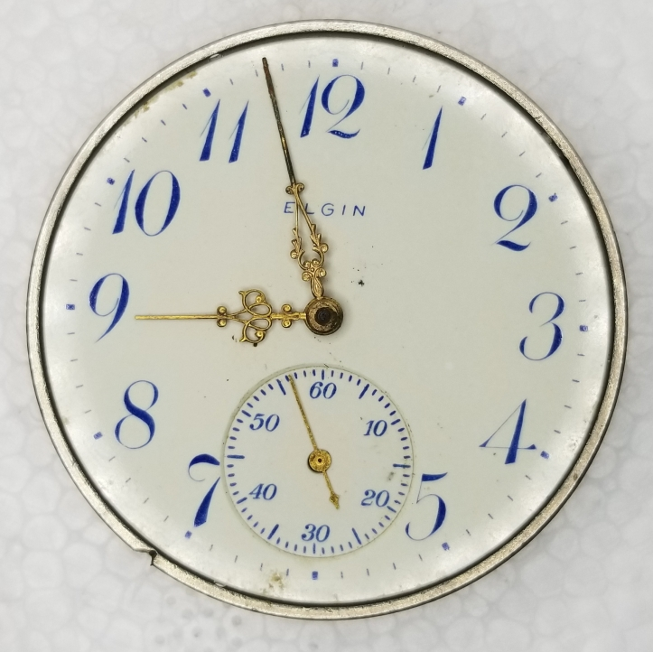 Elgin Antique Pocket Watch