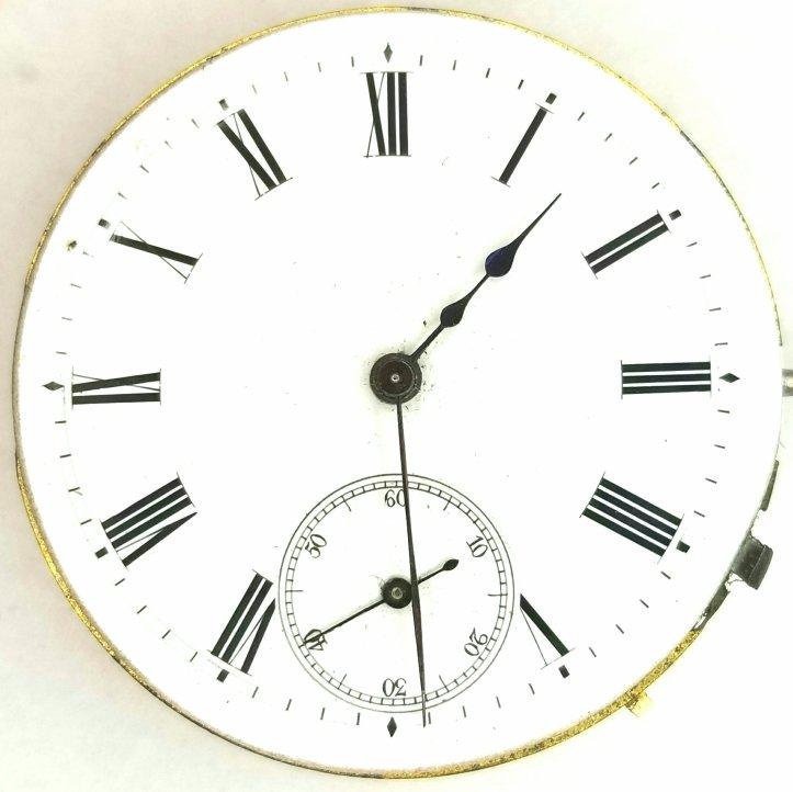 Swiss Pocket Watch Movement