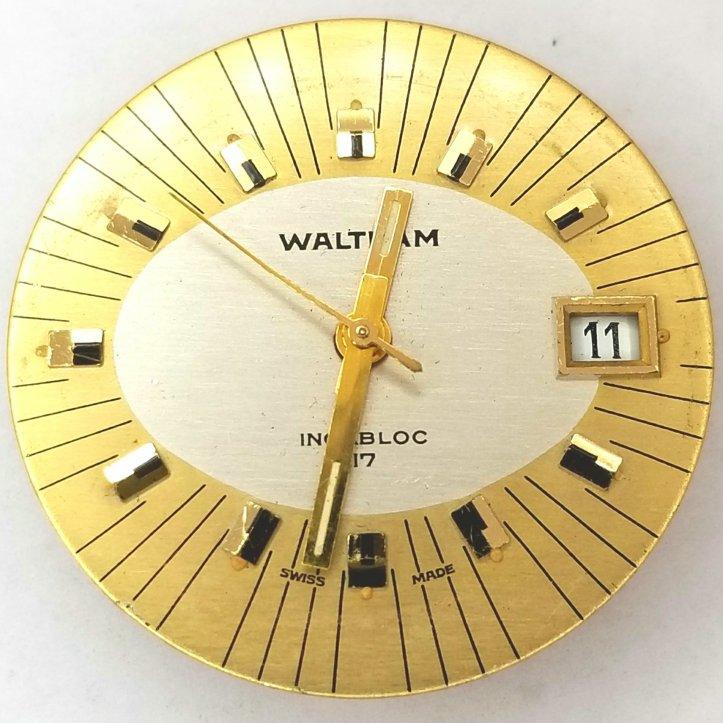 Waltham Vintage Calendar Watch