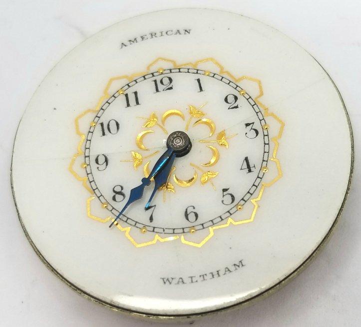 Waltham Pocket Watch 1891 Model