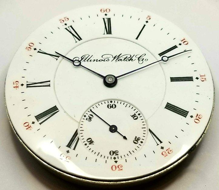 Illinois 16s Pocket Watch