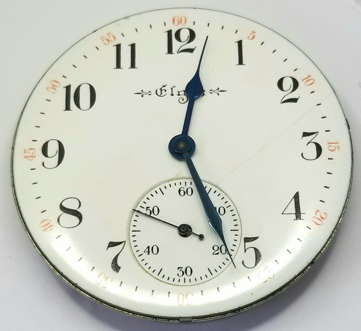 Elgin 16s Pocket Watch