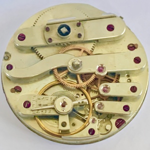 Key Wind Antique pocket watch movement