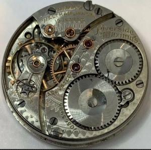 Waltham 1900 Model Pocket Watch